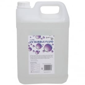 UV Bubble fluid for bubble machines