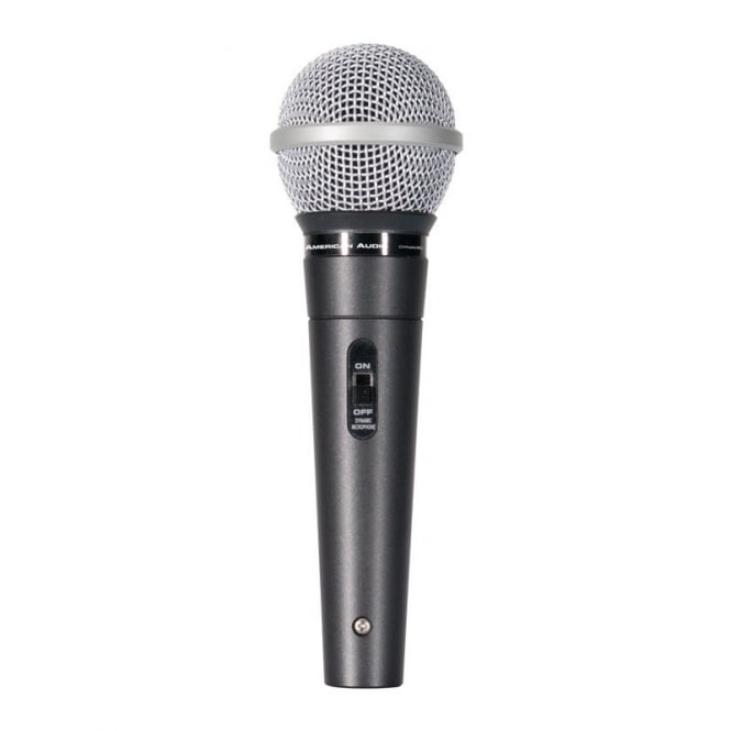 American Audio VPS-20 Professional DJ Microphone