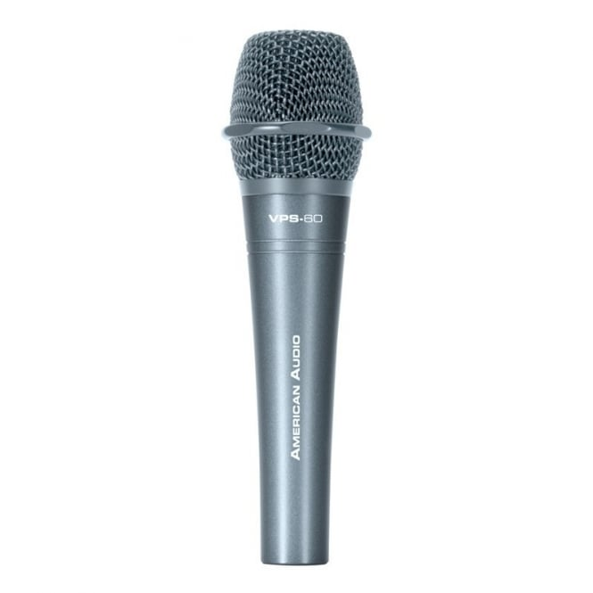American Audio VPS-60 Professional Live Stage Performance Microphone