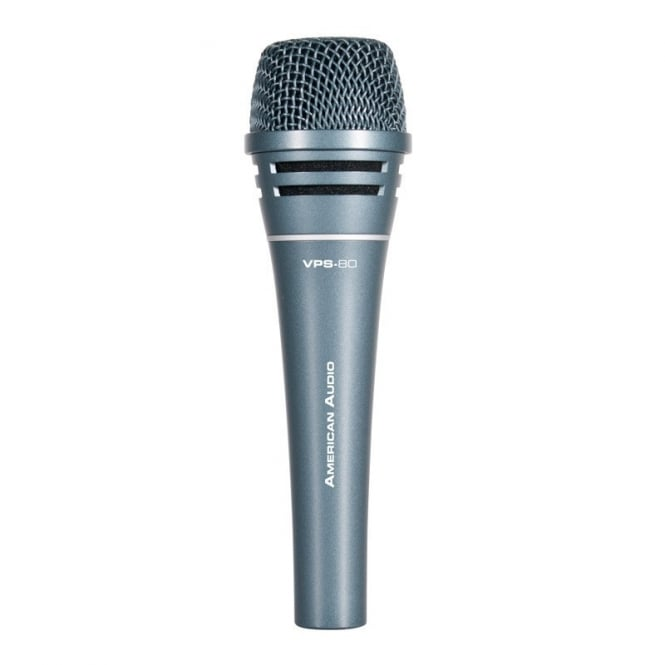 American Audio VPS-80 Professional Live vocal Microphone