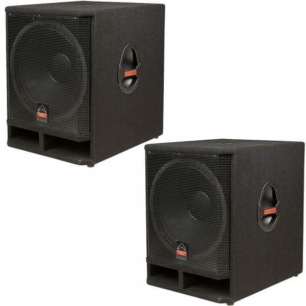 Wharfedale Pro Wharfedale Pro Wharfedale Evp X15b Bass Bin