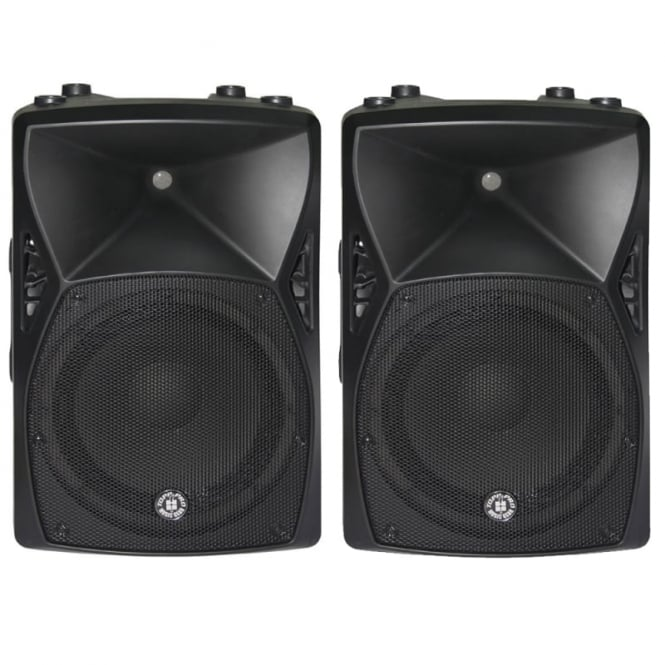 Topp Pro X12A – 12 800W ACTIVE POWERED PA SPEAKER - PAIR Bundle
