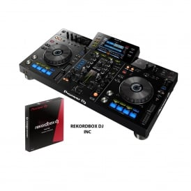 XDJ RX all in one rekordbox system INCLUDES FULL VERSION OF REKORD BOX DJ