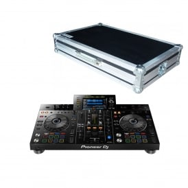 XDJ-RX2 All-in-one DJ system for rekordbox and flight Case bundle