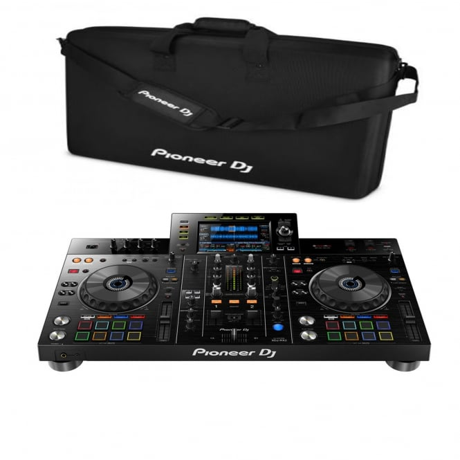 Pioneer DJ XDJ-RX2 All-in-one DJ system for rekordbox and Pioneer carry bag bundle