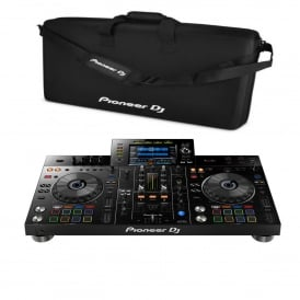 XDJ-RX2 All-in-one DJ system for rekordbox and Pioneer carry bag bundle