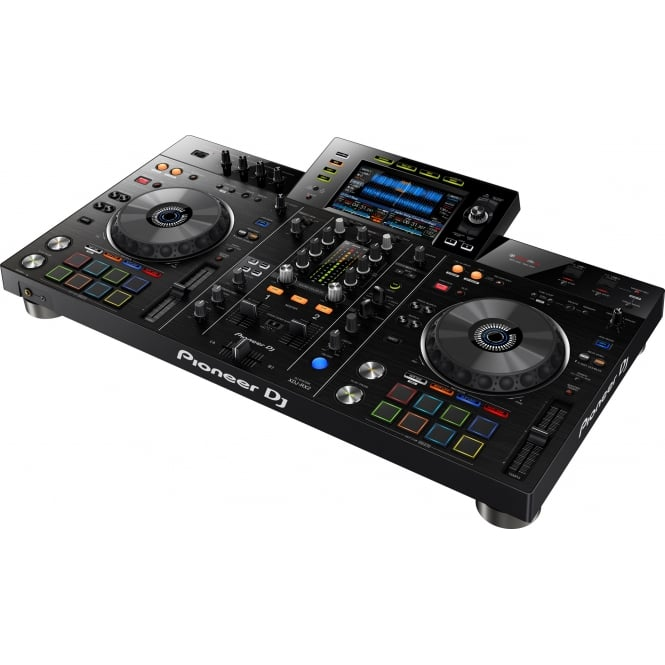 Pioneer DJ XDJ-RX2 All-in-one DJ system for rekordbox with 7-inch touch Screen & Multicoloured Performance Pads