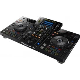 XDJ-RX2 All-in-one DJ system for rekordbox with 7-inch touch Screen & Multicoloured Performance Pads