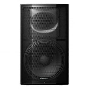 Pioneer XPRS15 2400W Active PA Speaker with Powersoft Amplification