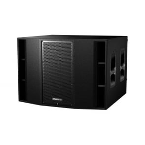 "XPRS215 Dual 15"" 2400W Active Subwoofer with Powersoft Amplification"