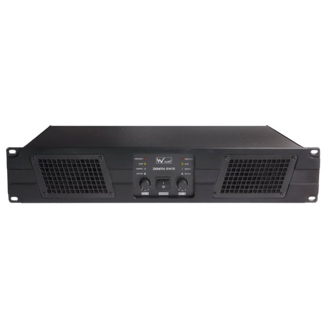 W Audio Zenith 2K5 Amplifier